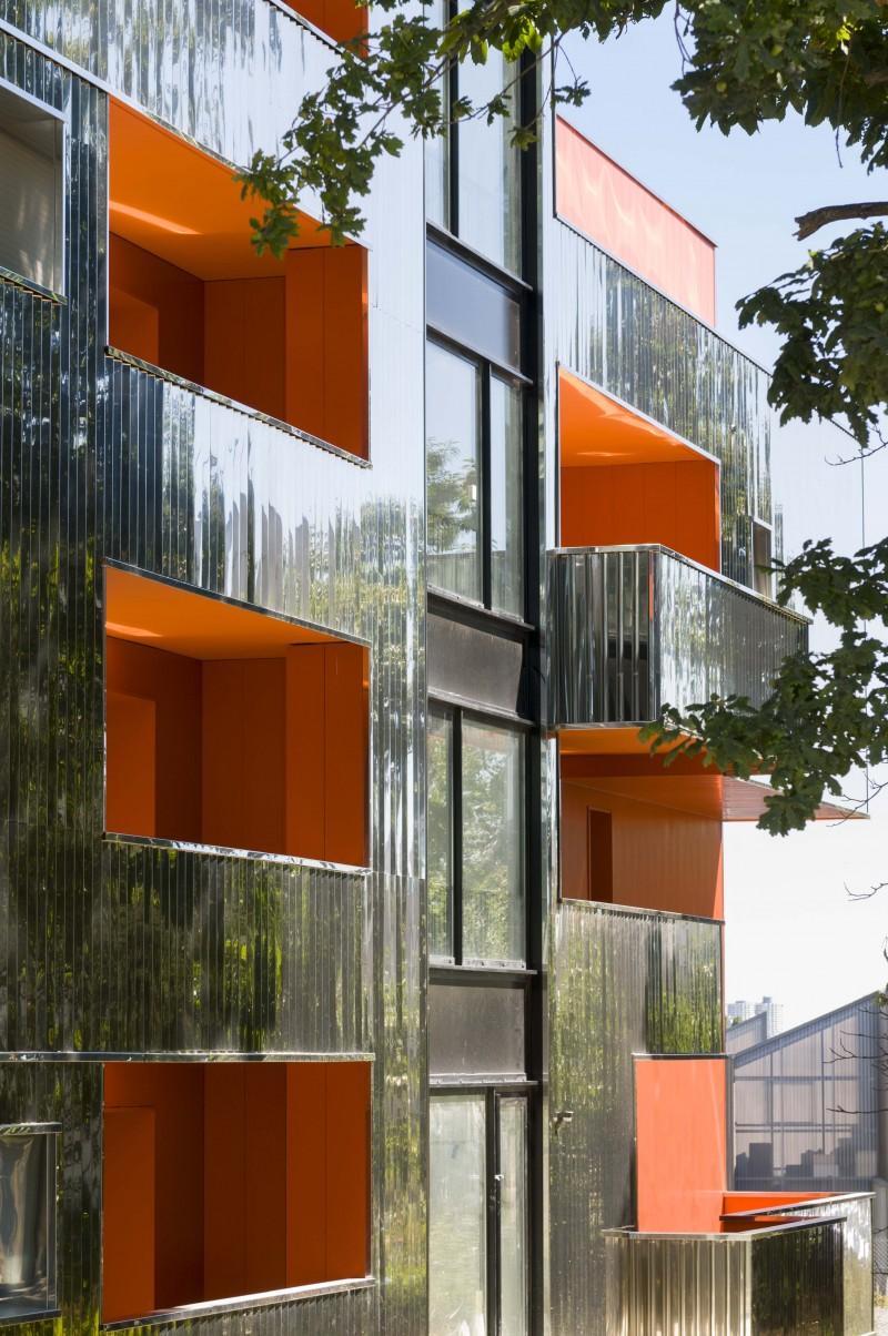 Claire Gallais Architectures - vezin le Coquet - 2013