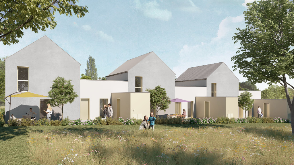 Image de vente 3 maisons